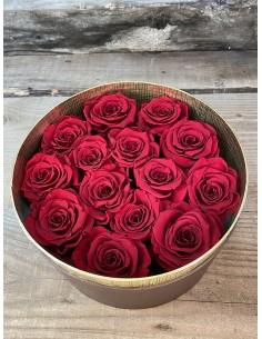 Red Roses Medium Box