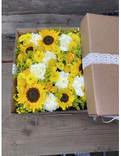 Luxury Flower Box - YE