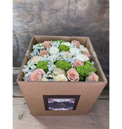 Luxury Flower Box - VP